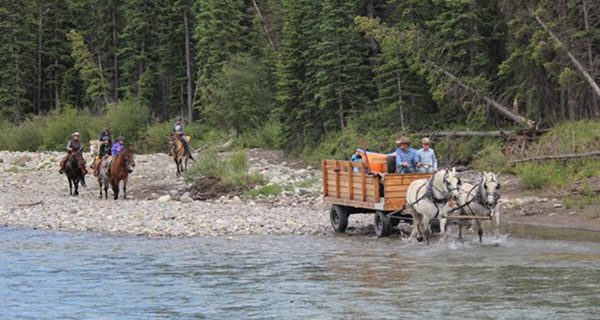 Discover Alberta's foothills, tourism association beckons
