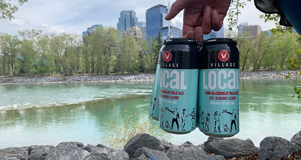 Village Brewery launches non-alcoholic beer
