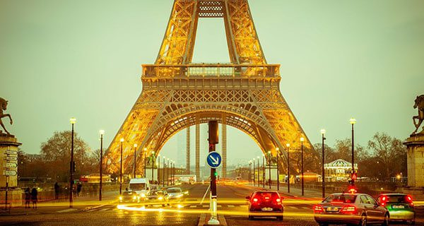 culture holiday in Paris