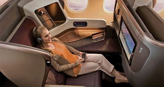 Best Business Class Airlines to Asia