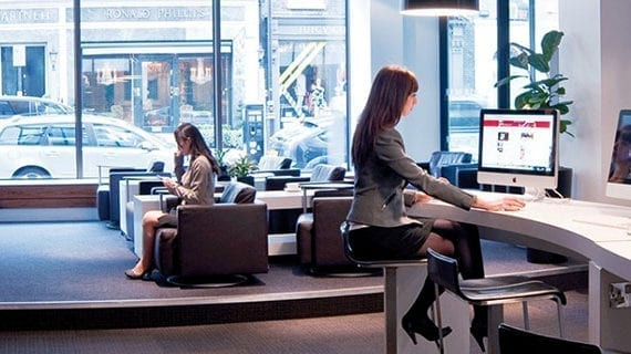 IWG launches flexible workspace franchise program in Canada