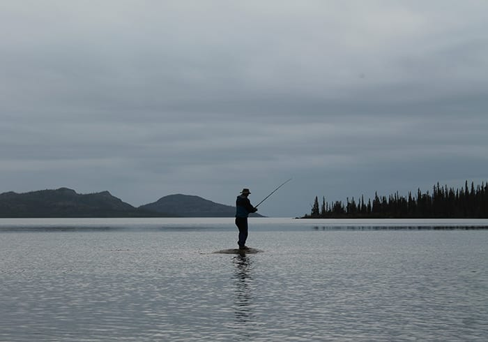 arctic circle fishing