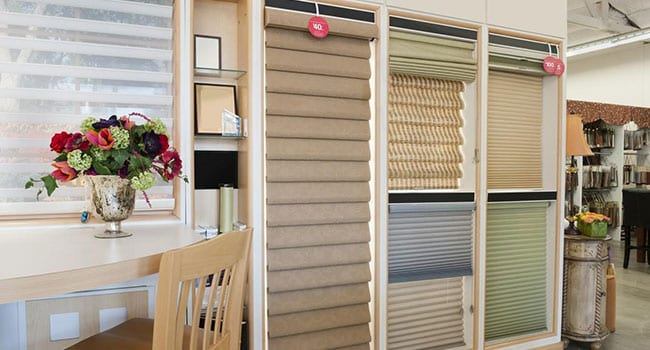Printed Window Shades Show Your Company Message in Plain View