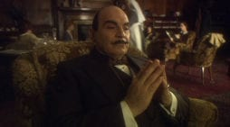Celebrating Christmas with Poirot and Marple