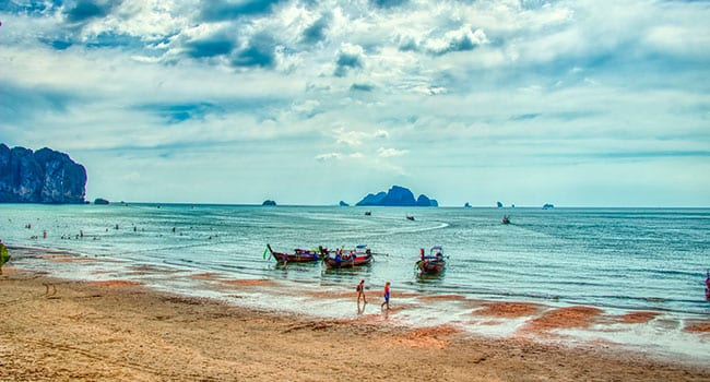 What You Need to Know When Travelling to Krabi
