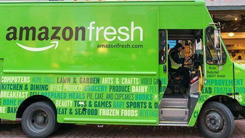 Amazon's appetite for disruption takes a bite out of the food industry