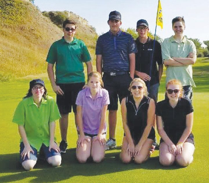 Three local golfers head to provincial championships