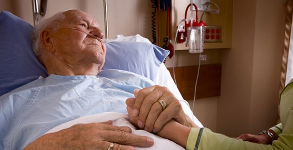 Break the awkward silence about end-of-life decisions
