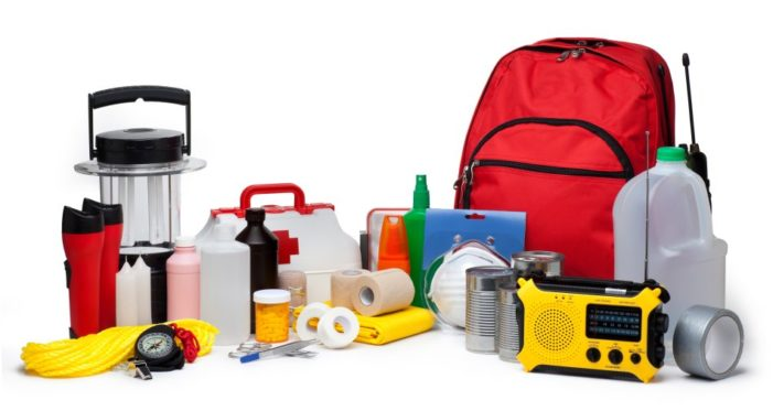 Take action to be prepared for emergencies