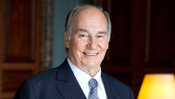 The Aga Khan: 60 years of remarkable service to the world