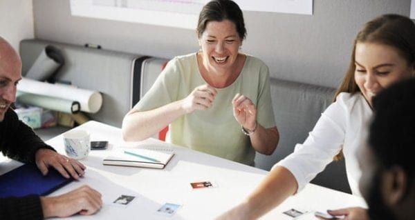 Rock, paper scissors: creating a successful workplace culture