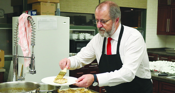 Fine dining event supports Special Olympics