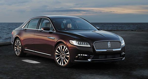 The 2019 Lincoln Continental offers upscale driving at its best