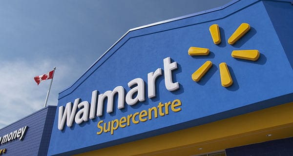 Walmart investing $200 million in Canadian store renovations