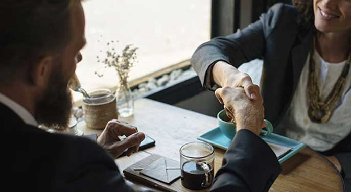 Face-to-face meetings are mission critical