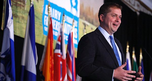 Scheer's food guide criticism may come back to bite him
