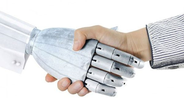 Artificial intelligence will kill jobs – and create them