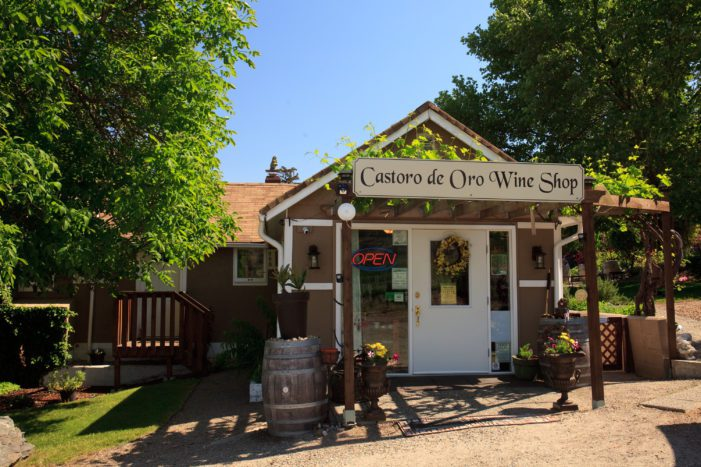 Swinging and sipping in the South Okanagan