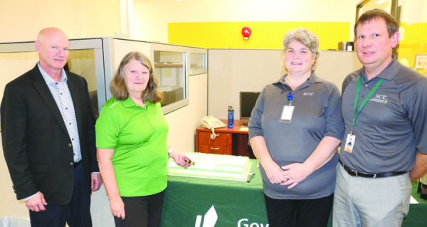 Regional ag office celebrates new location