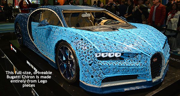 Canadians can't get enough of this year's international auto show