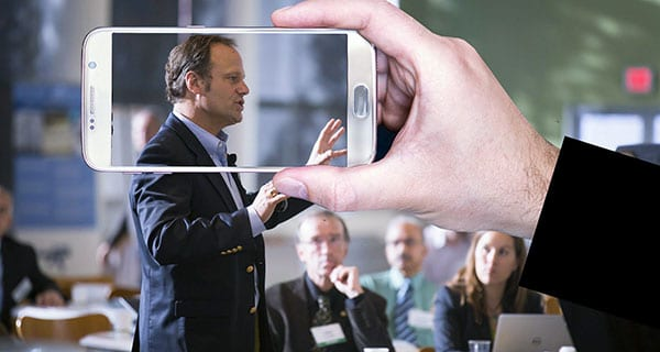 Overcoming the fear of public speaking